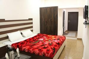 Budget hotel Room Inside